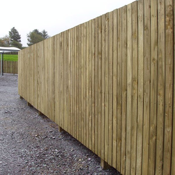 Vertical Fence Boards and Splayed Rails All sizes and lengths