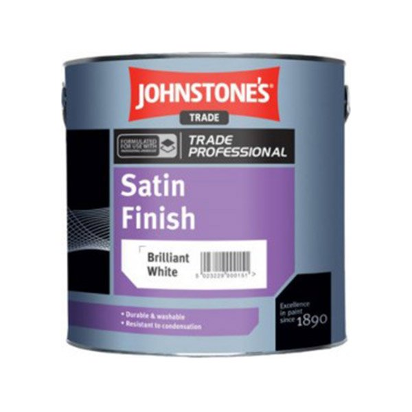 Johnstone's Satin Finish
