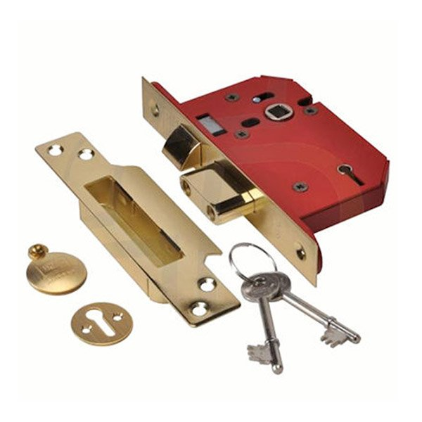 Union 5 Lever Mortice Sashlock