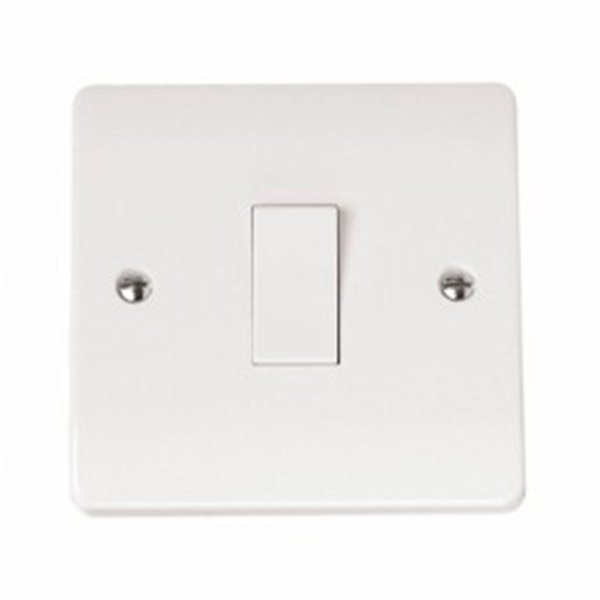 1 Gang light switch