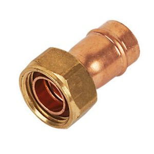 Solder tap connector - Plumbing Supplies Antrim