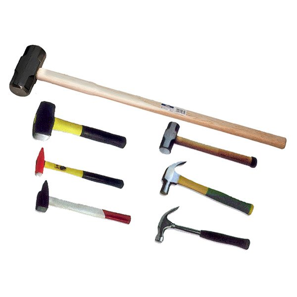 Various Hammers